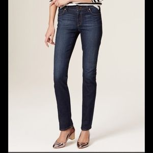 Ann Taylor LOFT Modern Straight Jeans 30/10